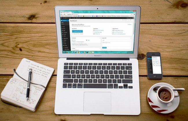 WordPress — с чего начать работу над сайтом.