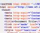 Как просмотреть исходный HTML код веб-страницы