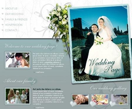Сайт свадебной тематики и его монетизация.