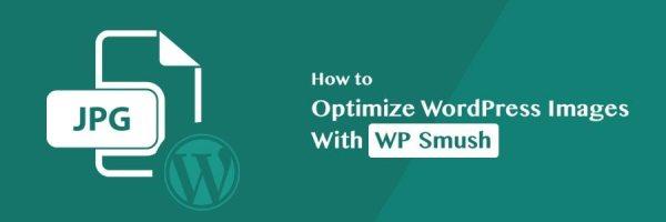 уменьшение веса картинок плагином WP smush