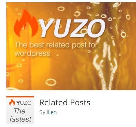 Плагин Yuzo Related Posts