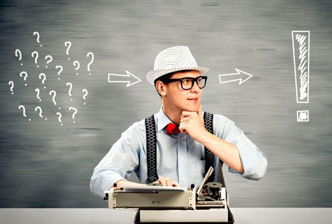 О чем писать в блог — 55 идей для постов